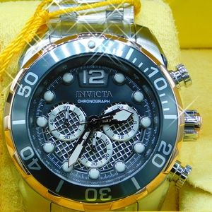ON SALE-NEW INVICTA CHRONOGRAPH WATCH